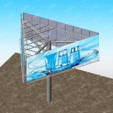 Het openlucht Signage OpenluchtAanplakbord van Trivision van de Raad van het Staal van de Pylonen van het Aanplakbord van het Hamsteren