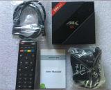 Voller einprogrammiert Kobi 4k Mikroprogrammaufstellung-Aktualisierungsvorgang S905X X96 androider Fernsehapparat-Kasten