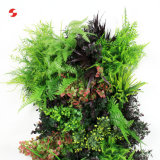 Paredes verdes artificiais do jardim vertical decorativo para o uso ao ar livre