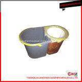 Qualitäts-Plastikeinspritzung-Mopp-Eimer-Form