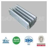 Profil en aluminium/en aluminium anodisé pour le radiateur