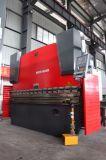 Freio hidráulico da imprensa hidráulica de máquina de dobra do CNC da série de Wc67k-200X3200 Wc67k