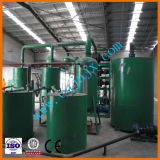 Coluna de destilação de óleo mineral usada do vácuo do sistema da recuperação