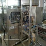Qgf-450 5ガロンのペットボトルウォーターの充填機のBarreledの生産ライン