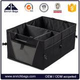 Organizador Foldable do tronco da caixa de armazenamento do carro auto
