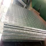 Anti Slip de aluminio de nido de abeja paneles de suelo