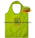 El bolso de compras plegable de los regalos florece estilo del girasol, bolsos reutilizables, ligeros, de tienda de comestibles y práctico, los accesorios y decoración, promoción