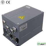 Ac-gelijkstroom-AC de Omschakelaar van de Frequentie van de Output van de Fase van de Levering van de Macht 55kw 3 380V, het Controlemechanisme van de Snelheid van de Motor