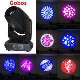 Nj-B350 indicatore luminoso capo mobile del fascio dello zoom 3in1 350W