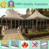 연주회를 위한 최신 판매 알루미늄 합금 프레임 구조 우산 시장 Pagoda 천막