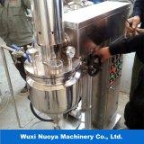 Máquina de emulsión del mezclador del vacío de la pequeña escala de Zjr