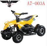 A7-003A 49cc 세륨 증명서를 가진 소형 아이 쿼드 ATV