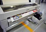 Papier Anti-Enroulé à séchage rapide de sublimation de la qualité FW 90GSM de Cham-Papier pour la série d'EC d'Epson F-Series/Mimaki/Roland/Mutoh