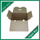 Corrugated Cardboard Material Shipping Boxes Custom Logo
