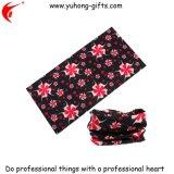 Bandana de encargo de las insignias de la flor de la manera para los deportes (YH-HS085)