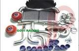 Pipe automatique de refroidisseur intermédiaire d'air argenté pour Nissans Fairlady 300zx Z32