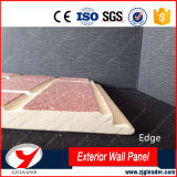 外部建物のクラッディングの物質的な壁の羽目板