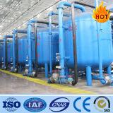Automatischer Druck-Wellengang-Quarz-Sand-Wasser-Filter für Abwasser-Reinigung