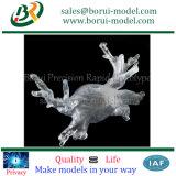 el servicio de impresión 3D para el plástico parte a OEM