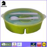 Cadre de déjeuner coloré de récipient en plastique de paquet de glace
