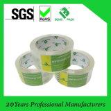 Cinta de empaquetado adhesiva de la base BOPP de papel de imprenta de la oferta de la cinta de la venta caliente
