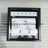 Tipo de tela de algodón de papel Japón 0-1200/1000degree del registrador 12points Eh3000 de la temperatura de la carta