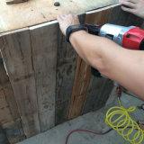 Clavos de la paleta de la asta del tornillo para la construcción y el embalaje