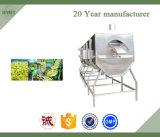 Do vapor vegetal contínuo industrial da fruta da eficiência elevada máquina de descascamento espiral
