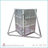 De duurzame Barrière van het Aluminium zonder Helling voor de Weg van het Verkeer