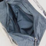 As senhoras lavaram o fornecedor acessório ocasional de forma da bolsa da forma da bolsa do algodão das calças de brim