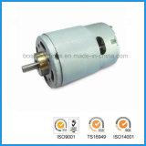 Мотор DC для бытового устройства, при напряжение тока колебаясь от 12.0 к 24.0 и силе максимального выпуска продукции 37.2W
