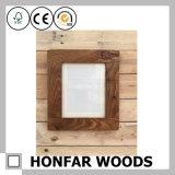 Frame rústico da foto do retrato da madeira contínua para o hotel da casa de campo