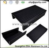 Auto-zusätzlicher Aluminiumstrangpresßling-Kühlkörper