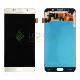 Экран LCD сотового телефона OEM на примечание 5 галактики Samsung