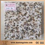 De gouden Ma Natuurlijke die Norm van de Steen aan de Plak van het Graniet van China van de Grootte wordt gesneden