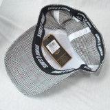 Gorra de béisbol de lana con bordados en 3D