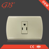 Suramericana 1gang Wall Socket / Interruptor de pared y Socket / interruptor de pared eléctrica y Socket