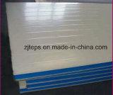 Farben-Stahlblech-Polyurethan-Zwischenlage-Panel für Haus-Aufbau