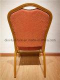 Disegno moderno poco costoso e durevole che pranza la presidenza del ristorante del metallo della mobilia