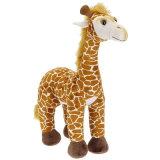 Giocattolo su ordinazione della peluche della giraffa della peluche