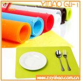 Jantar Placemat/esteira da tabela do silicone do produto comestível do FDA