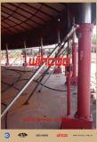 Jaques hidráulicos do tanque de cima para baixo automático