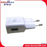 Carregador rápido do USB para o carregador da parede do curso do telefone móvel de Samsung