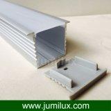Cubierta del perfil del LED para las luces de tira del LED