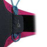 Großhandelsform-rüttelnde laufende Gymnastik Lycra elastische reflektierende Armbinde