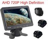 Sistema de la cámara de opinión trasera del monitor de HD 720p 7inch LCD