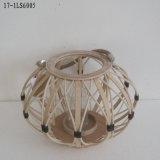 Linterna de bambú para dar, la decoración casera y el regalo