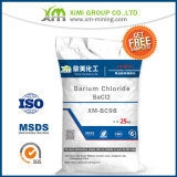 Certificado anídrico 97%-99% Bacl2 do GV do cloreto do bário do preço