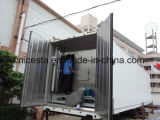 Quarto frio Containerized de Storaged do gelo de Icesta