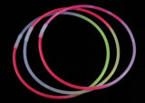 Party Toys Tri-Color Glow Stick, Glow Necklace